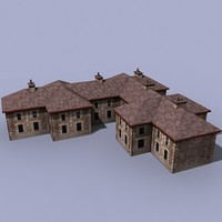 3ds building house