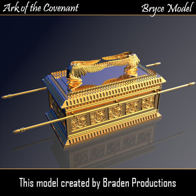 bryce modeled 3d model