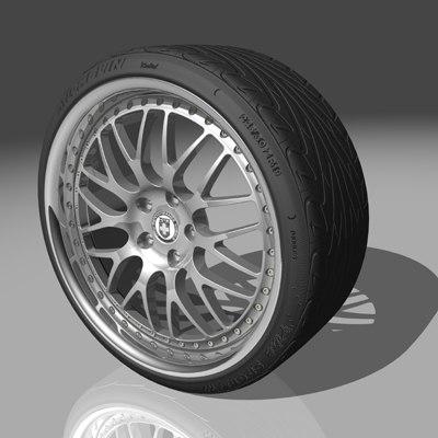 hre 540r wheel max