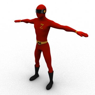maya hero super superhero