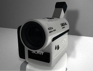 camera 3d c4d