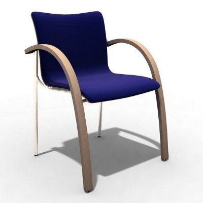 max contemporary office chair