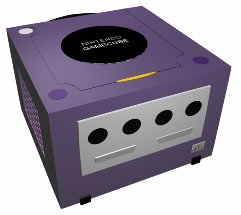 3d model of gamecube