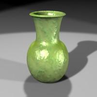 3d model decorative vase