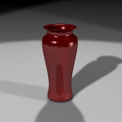 decorative vase lwo
