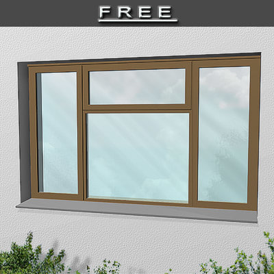 window frame max free