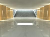 walkway.obj