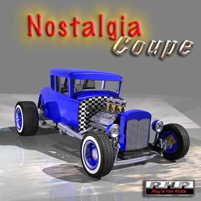 3d lw hot nostalgia coupe