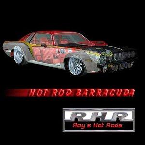 3d hot rod model