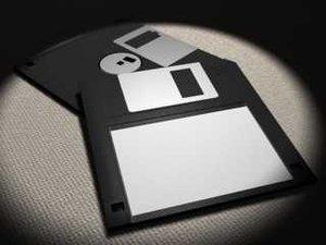 3d max floppy disk