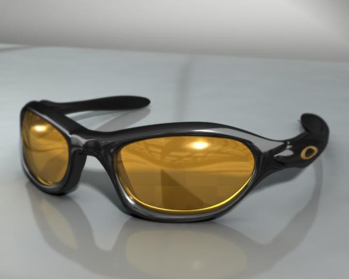 oakley sunglass 3d 3ds