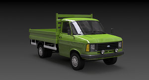 3ds max old truck