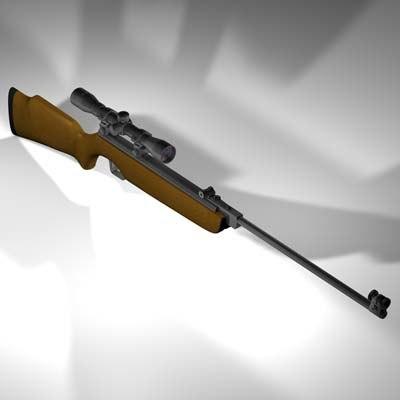 cinema4d gun