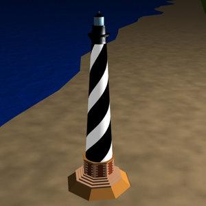 lightwave cape hatteras lighthouse