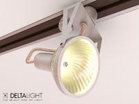 spot light 3d max