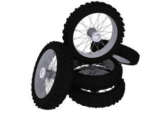 free max model tire pile