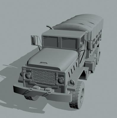 m923 military truck
