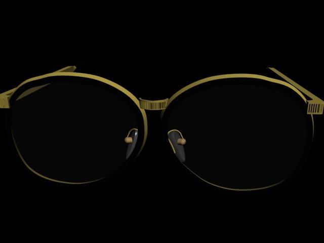 3ds eyeglass