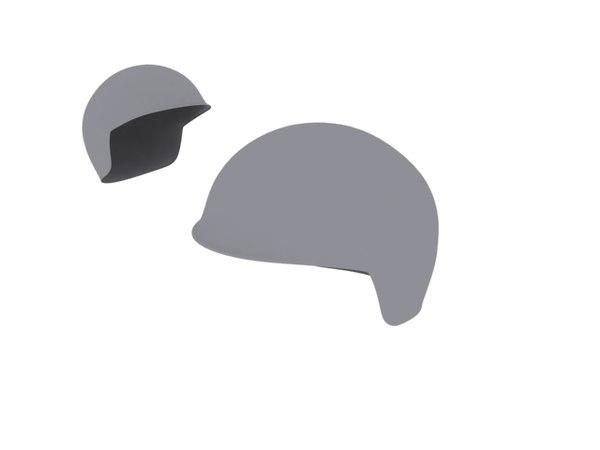 3ds military helmet