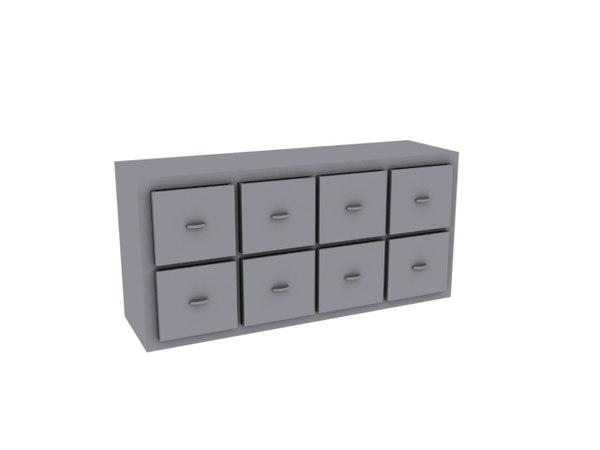 3d 3ds dresser