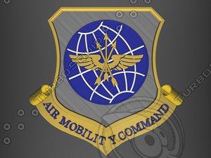 air force 3d max