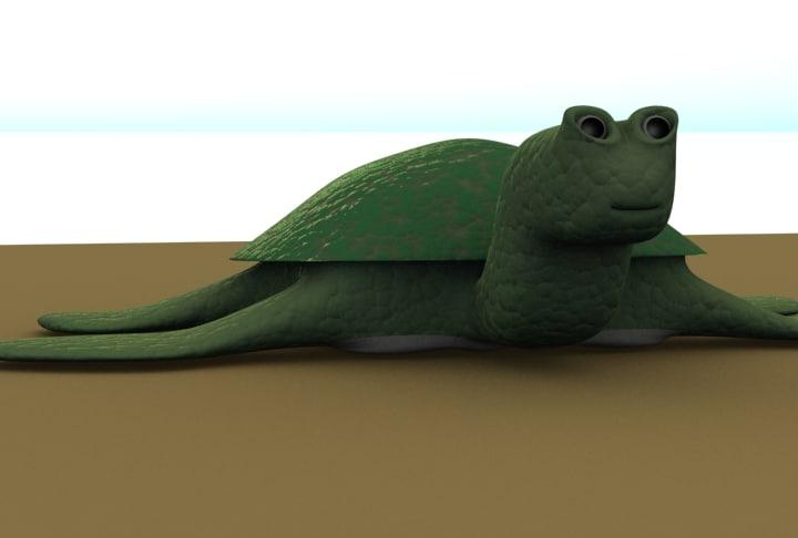 max turtle