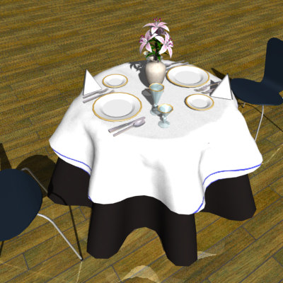 dining table max