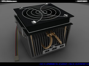 cpu cooler max free
