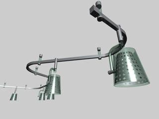 cinema4d lamp light
