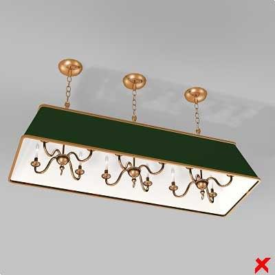 maya lamp billiard