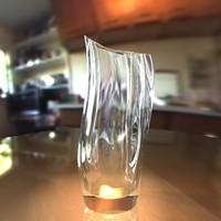 x vase flower glass