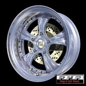 custom mag wheel 3d lwo