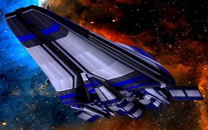heavy cruiser 3d 3ds