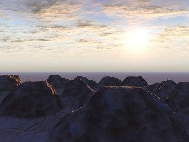 3d terrains