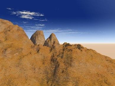 3ds max terrains