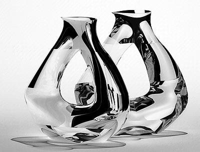 maya liquid jar sculpture