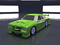 3d model of buick regal custom
