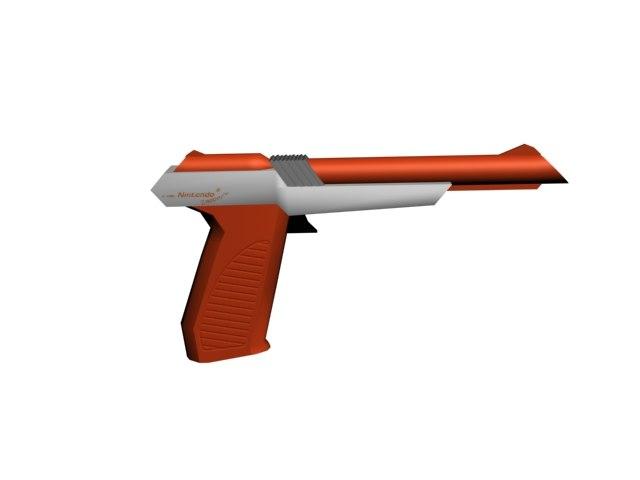 free max mode gun nintendo