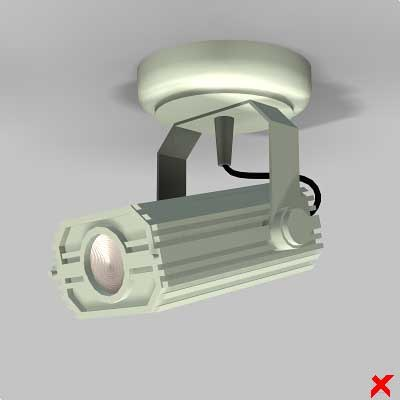 3ds max lamp adjustable