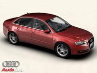 Audi A4 Sedan 2005