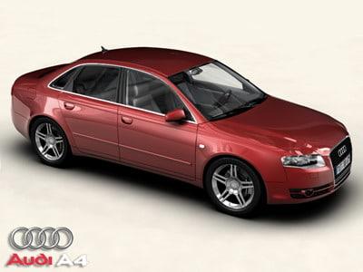 3 interior car 3d model