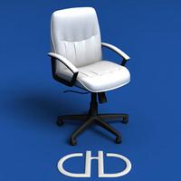 3d ma office chair