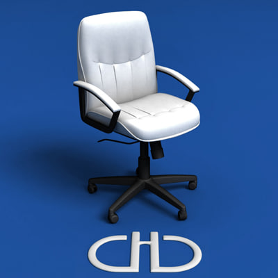 3d ma office chair