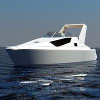 Medium Motorboat/Yacht