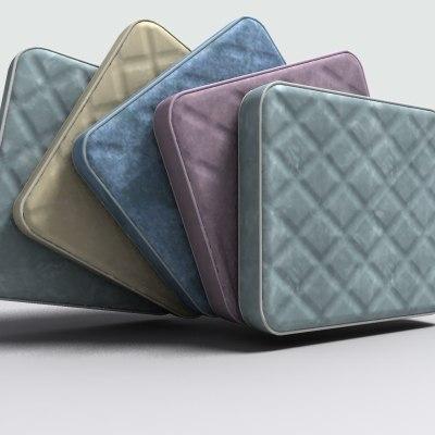 3ds max mattress
