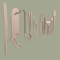 3d tools autopsy model