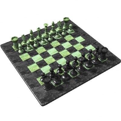chess chessboard lwo free