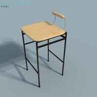 stool x
