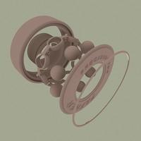 max wheel bearing