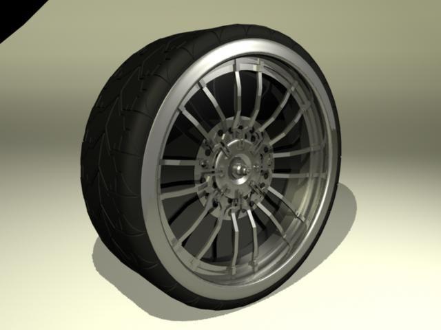 maya tires rims